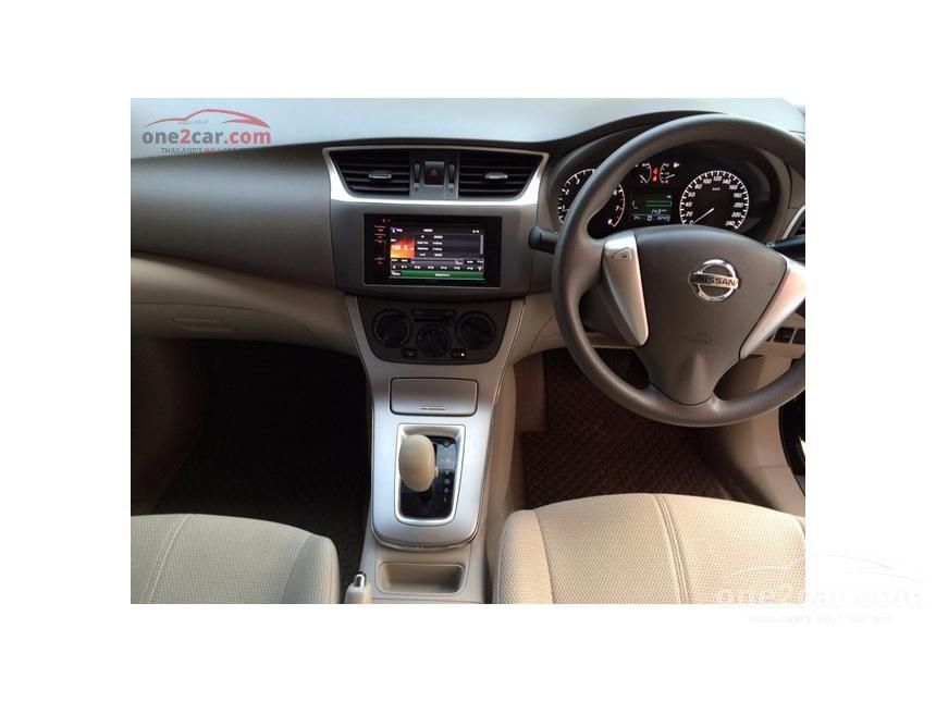 2013 Nissan Sylphy E Sedan