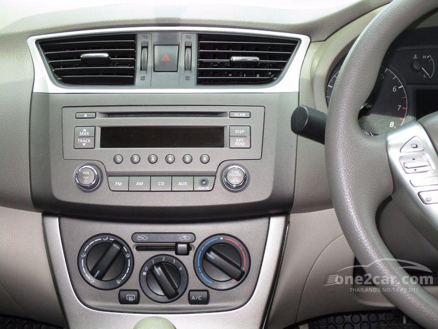 2015 Nissan Sylphy E Sedan