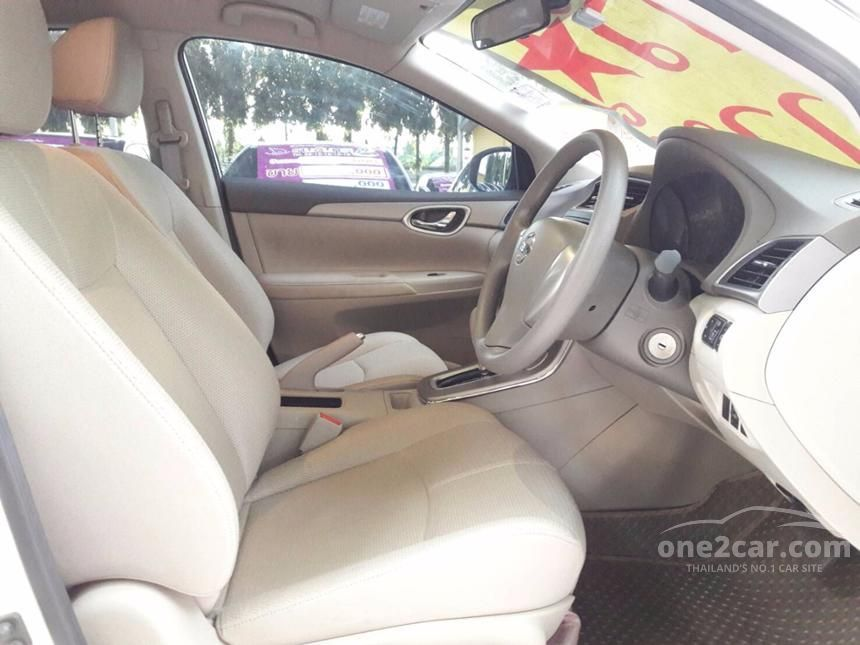 2015 Nissan Sylphy S Sedan