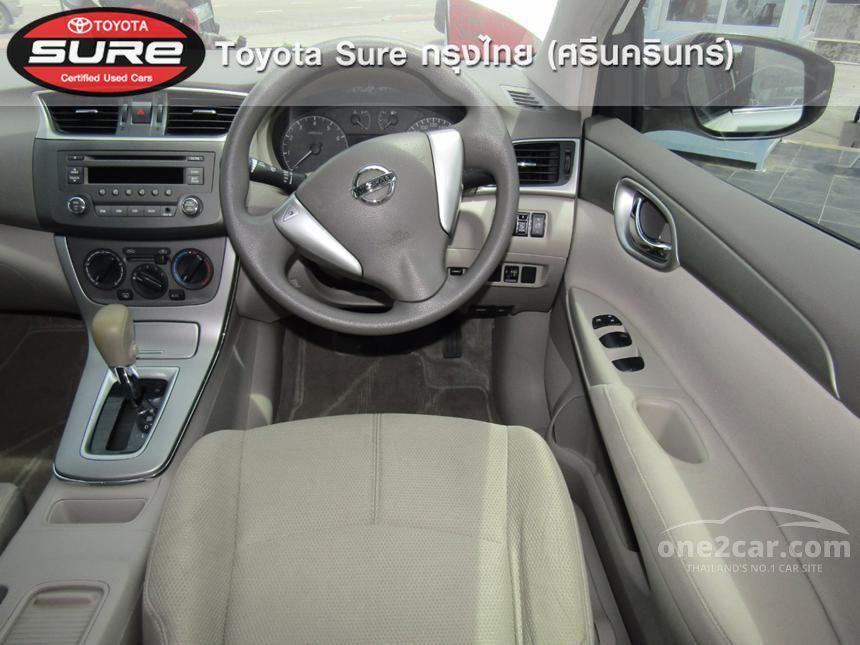 2013 Nissan Sylphy S Sedan
