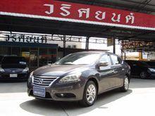 2013 Nissan Sylphy (ปี 12-16) SV 1.6 AT Sedan