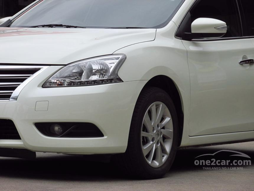 2013 Nissan Sylphy V Sedan