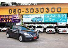 2015 Nissan Sylphy (ปี 12-16) V 1.8 AT Sedan