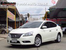 2012 Nissan Sylphy (ปี 12-16) V 1.6 AT Sedan