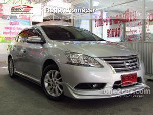 2012 Nissan Sylphy 1.6 (ปี 12-16) V Sedan AT