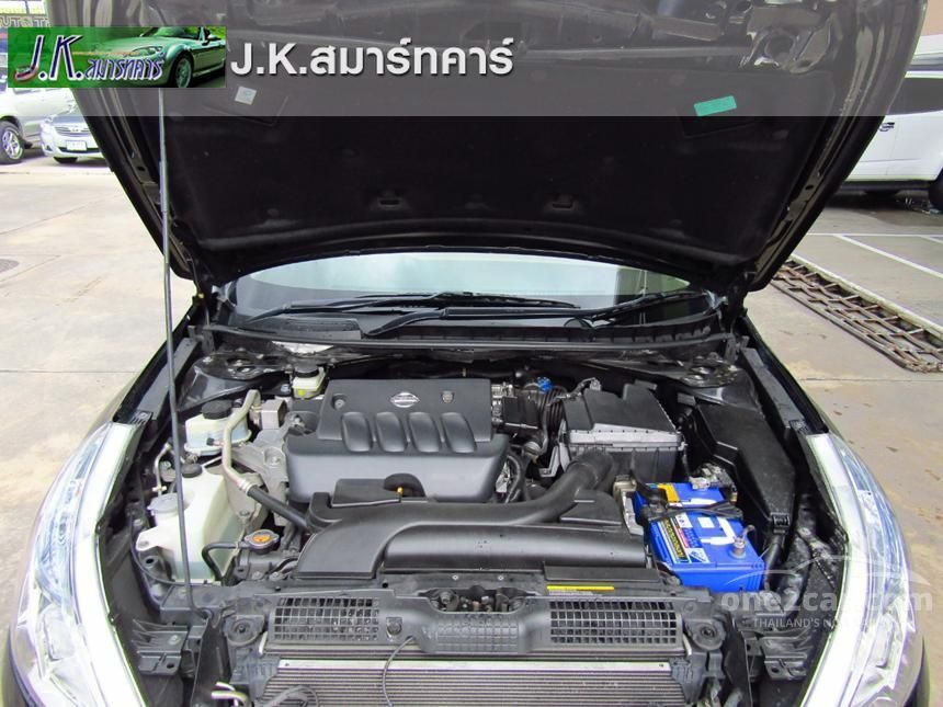 2010 Nissan Teana 200 XL Sedan