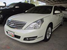 2011 Nissan Teana (ปี 09-13) 200 XL 2.0 AT Sedan
