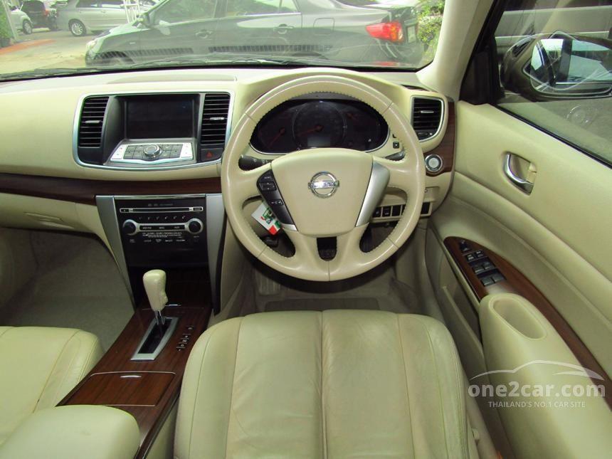 2009 Nissan Teana 200 XL Sedan