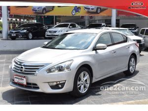 2014 Nissan Teana 2.0 (ปี 13-16) XL Sedan AT