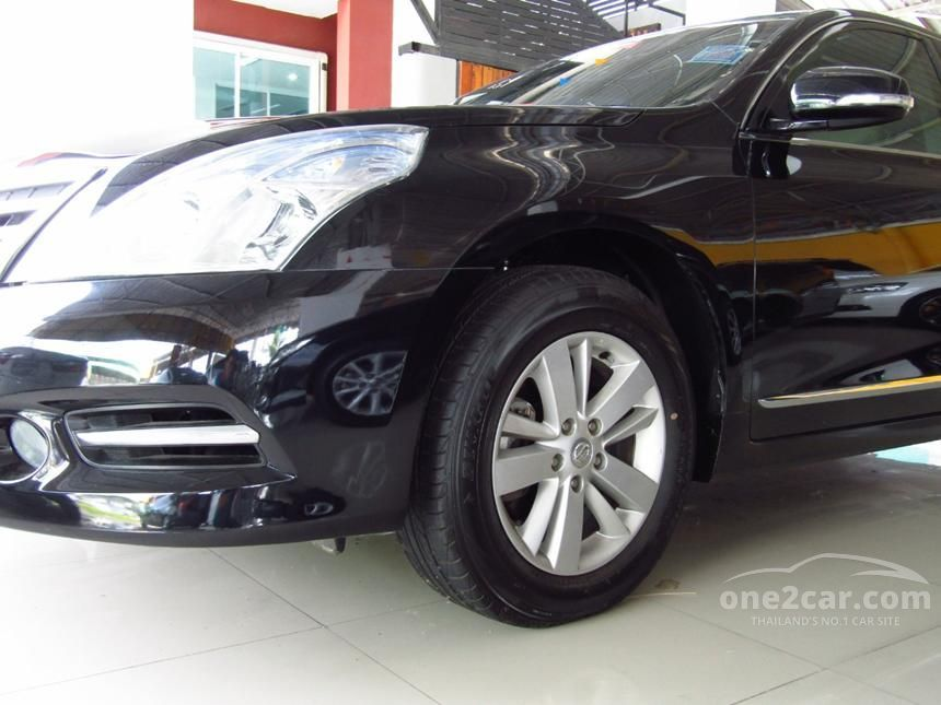 2013 Nissan Teana 200 XL Sedan