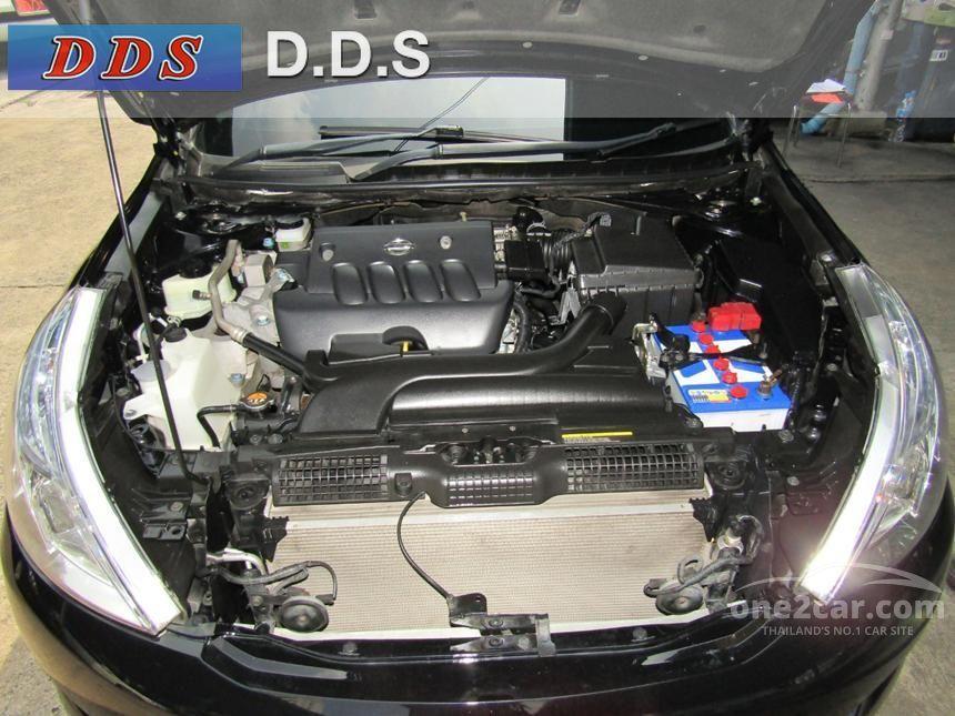 2014 Nissan Teana 200 XL Sedan