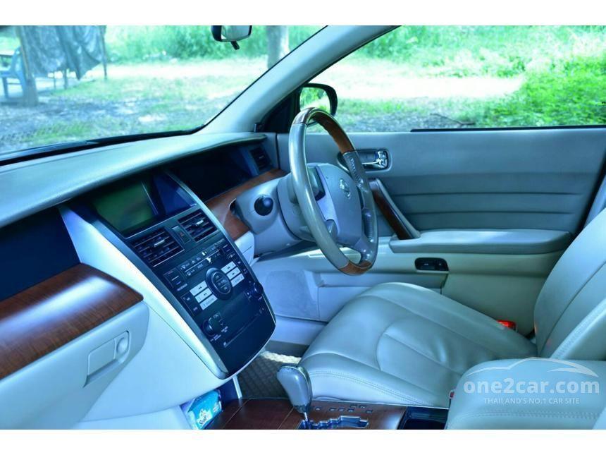 2004 Nissan Teana 230 Sedan