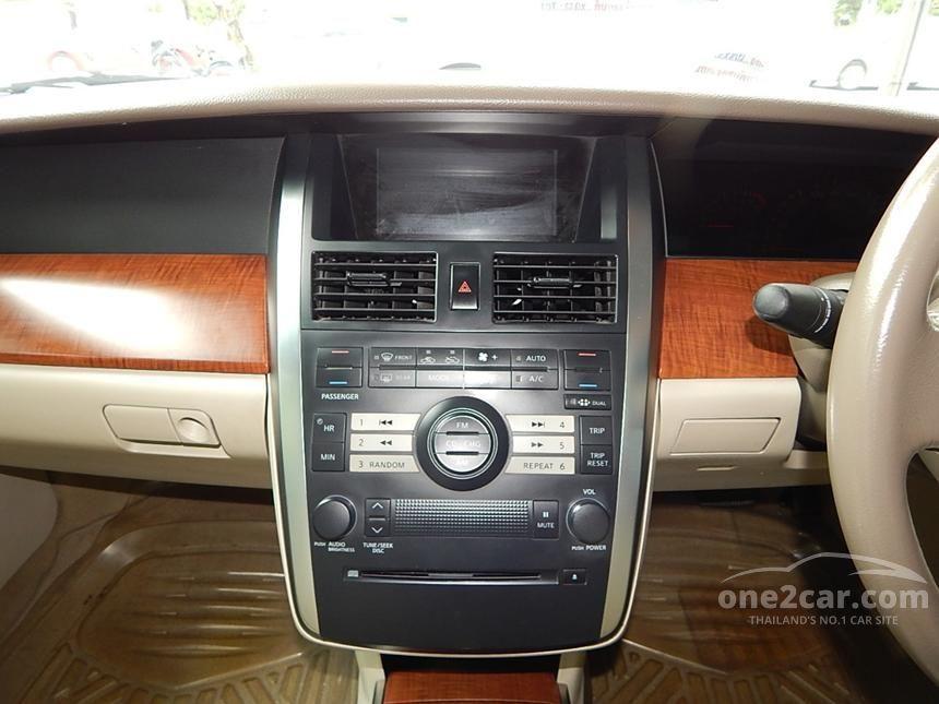 2005 Nissan TEANA 230JM Sedan