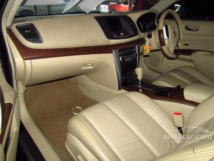 2011 Nissan Teana 250 XV Sedan