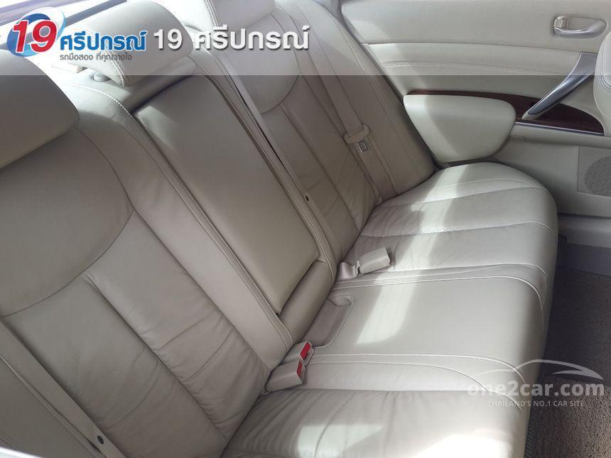 2009 Nissan Teana 250 XV Sedan