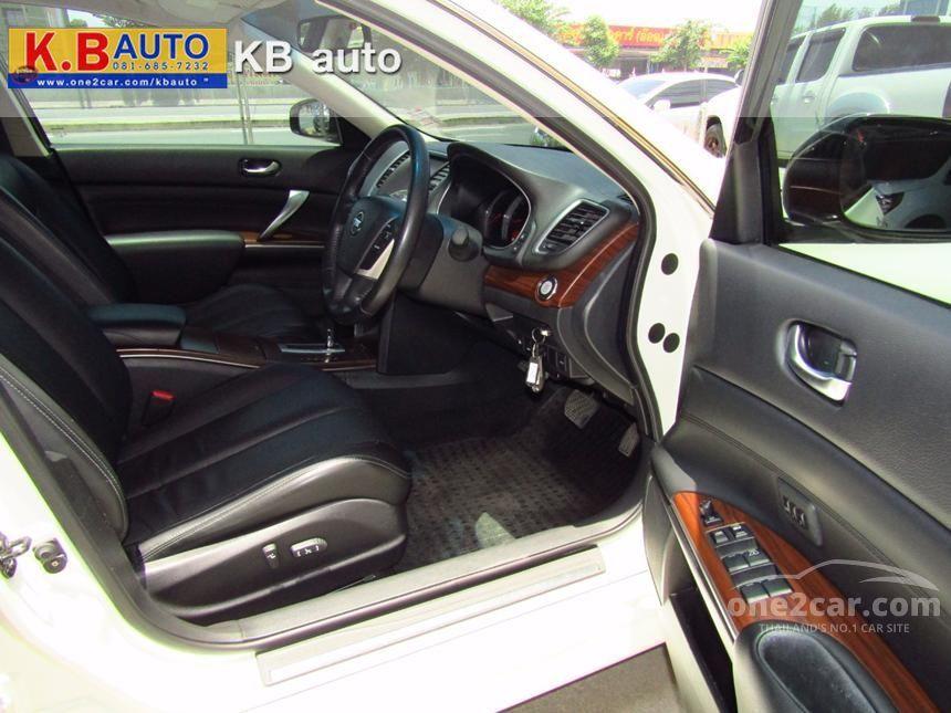 2012 Nissan Teana 250 XV Sedan
