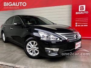 2014 Nissan Teana 2.0 (ปี 13-16) XE Sedan AT