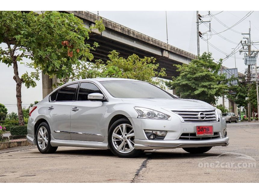 2014 Nissan Teana XL Sedan