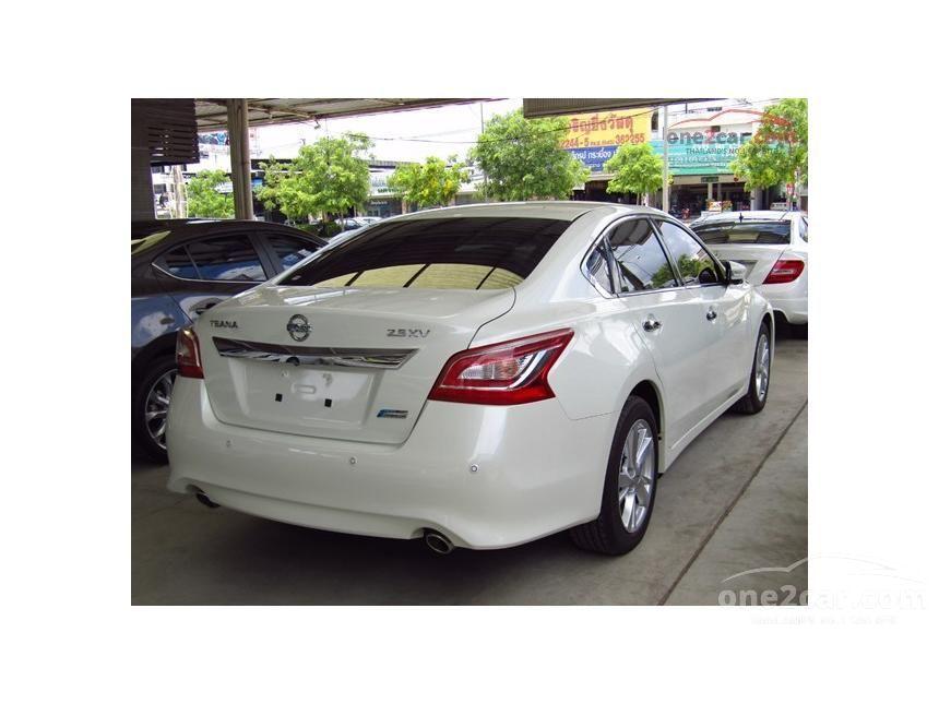 2015 Nissan Teana XV Sedan
