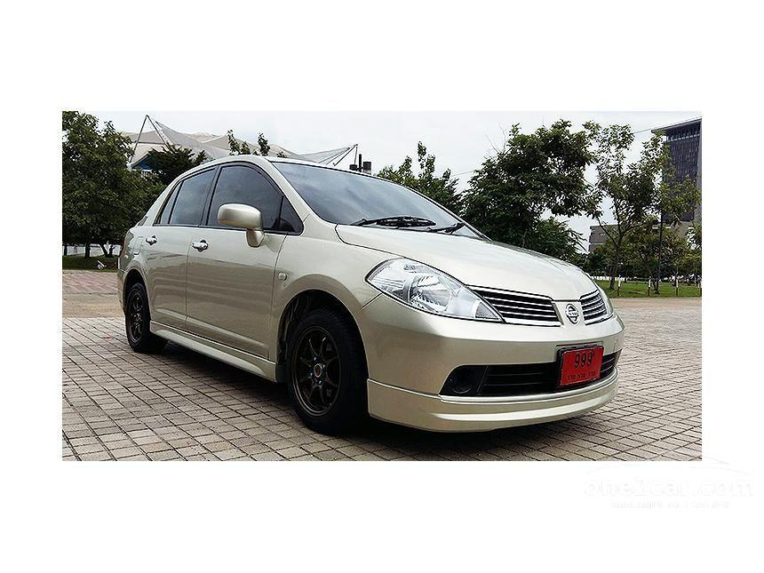2009 Nissan Tiida B Sedan