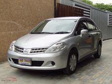 2011 Nissan Tiida (ปี 06-12) B 1.6 AT Sedan