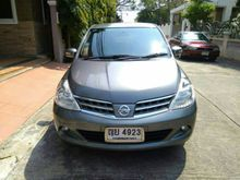 2011 Nissan Tiida (ปี 06-12) G 1.6 AT Hatchback