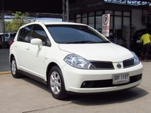 2008 Nissan Tiida (ปี 06-12) G 1.6 AT Hatchback