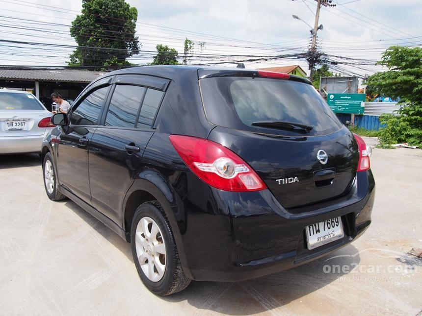 2012 Nissan Tiida G Hatchback