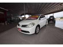 2007 Nissan Tiida (ปี 06-12) G 1.6 AT Hatchback