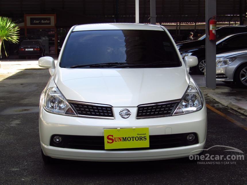 2008 Nissan Tiida G Hatchback