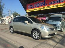 2009 Nissan Tiida (ปี 06-12) G 1.8 AT Hatchback