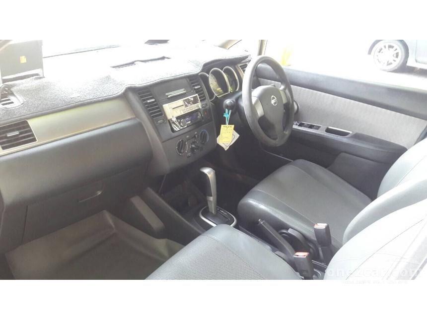 2012 Nissan Tiida G Sedan