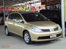 2008 Nissan Tiida (ปี 06-12) S 1.6 AT Hatchback