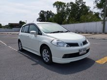 2009 Nissan Tiida (ปี 06-12) S 1.6 AT Hatchback