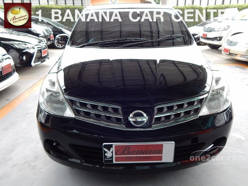 2010 Nissan Tiida S Hatchback