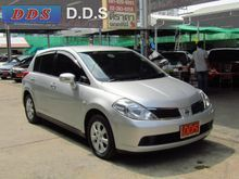 2010 Nissan Tiida (ปี 06-12) S 1.6 AT Hatchback