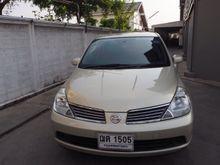 2008 Nissan Tiida (ปี 06-12) S 1.6 AT Sedan