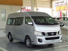 2013 Nissan Urvan (ปี 13-17) NV350 CNG 2.5 AT Van