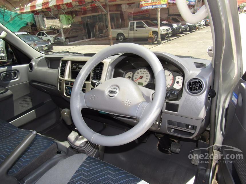 2008 Nissan Urvan VX Van