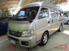 2006 Nissan Urvan (ปี 01-12) VX 3.0 MT Van