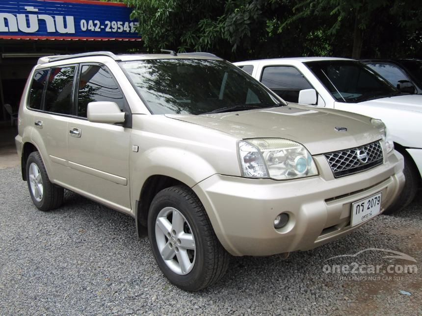 2007 Nissan X-Trail Comfort SUV