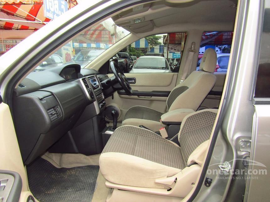 2008 Nissan X-Trail Comfort Wagon