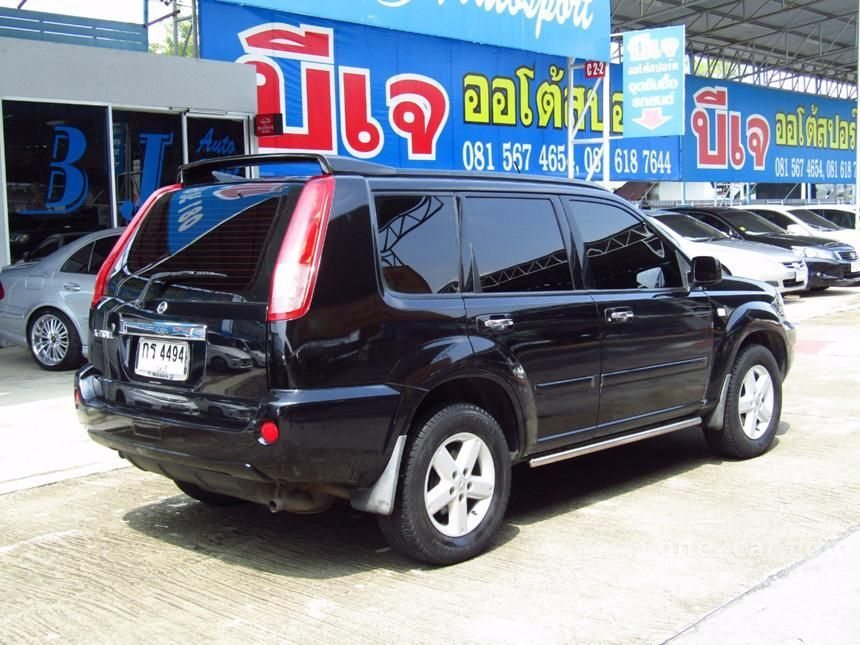 2007 Nissan X-Trail Luxury SUV