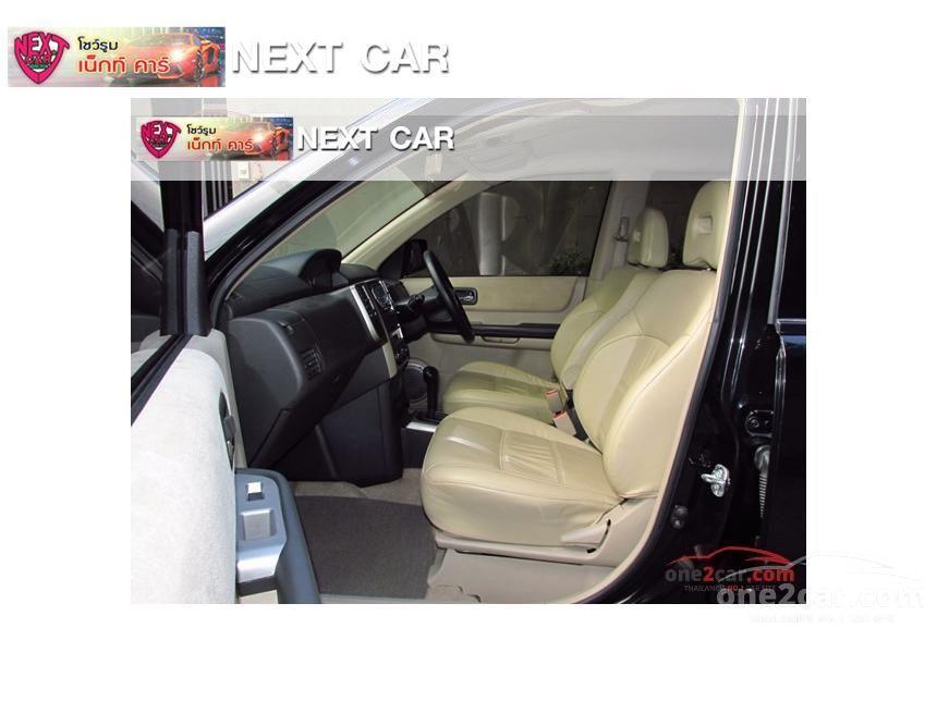 2005 Nissan X-Trail Luxury SUV