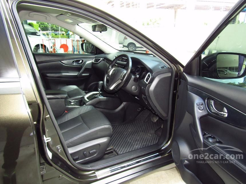 2015 Nissan X-Trail V SUV