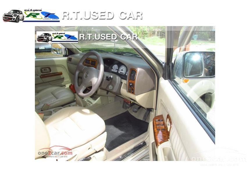 2002 Nissan Xciter Super GL Wagon