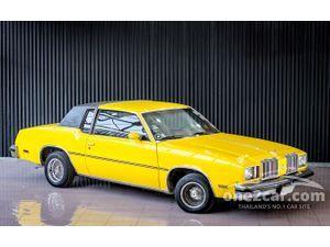 1978 Oldsmobile Cutlass 4.3 (ปี 73-77) Supreme Coupe AT