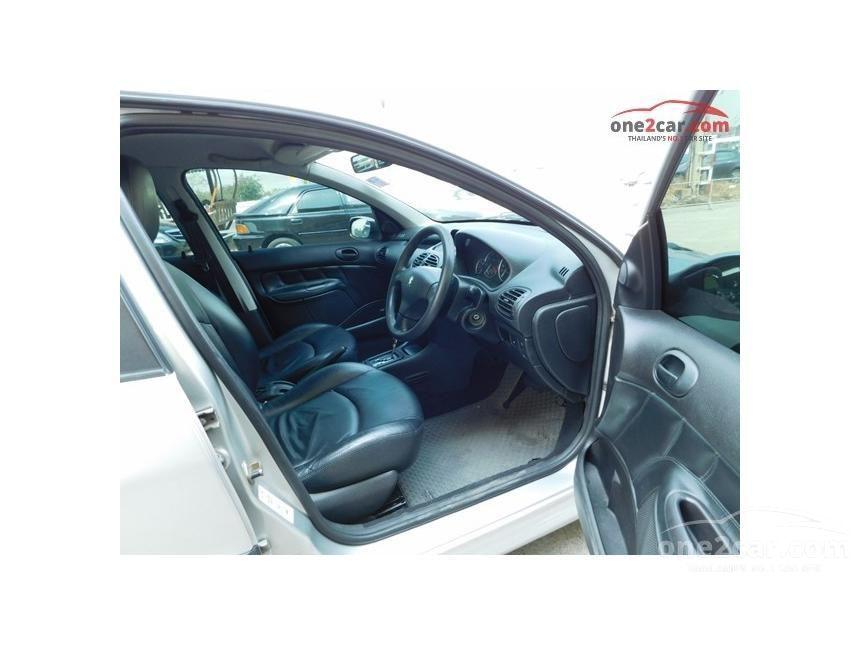 2006 Peugeot 206 XS Hatchback