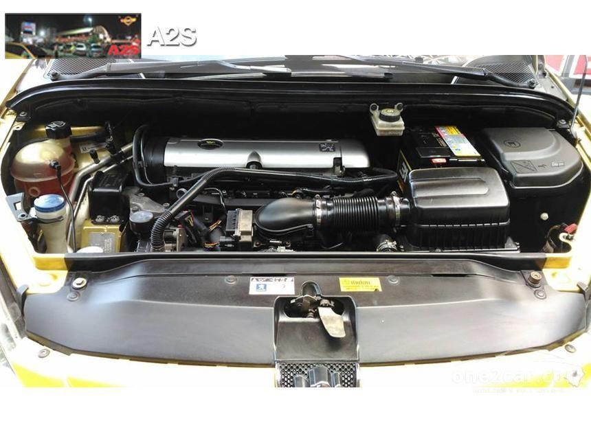 2008 Peugeot 307 CC Convertible