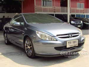 2006 Peugeot 307 2.0 (ปี 02-07) CC Convertible AT